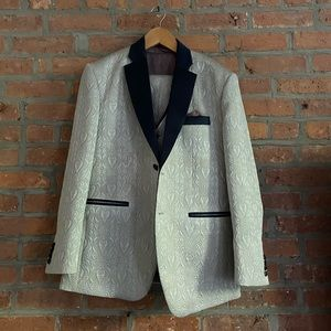 Other - Custom men's handmade suit from India